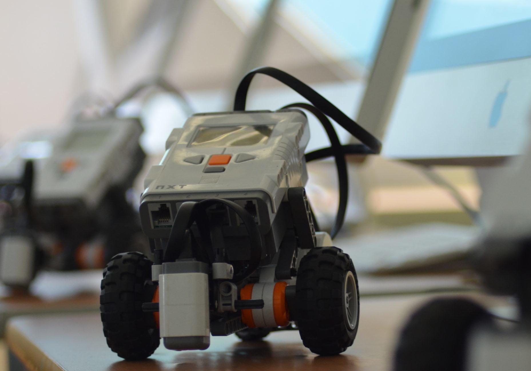 Robotica y programación niños